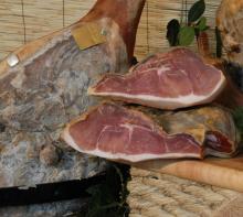 Prosciutto Toscano DOP - DOP Tuscan Ham