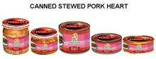 CANNED STEWED PORK HEART