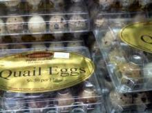 Seasoned Quail Egg for sale