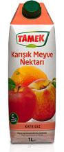 TAMEK 100% fruit Juices and Nectars for export