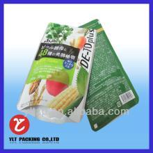 custom printing plastic packaging tea bag