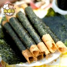 Hand-made Egg Roll with Seaweed