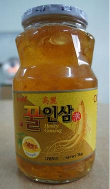 Honey Ginseng Tea