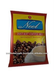 coffee without sugar sachet
