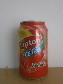 LIPTON ICE TEA RED