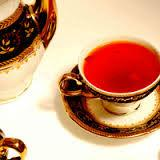 saffron tea with the best persian sargol saffron