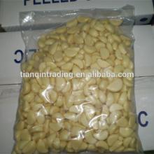peeled garlic price
