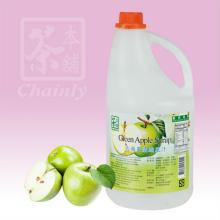Green Apple Flavor Concentrated Syrup