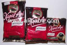 Indonesian Back instant cofee