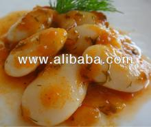 Gigantes - Baked giant butter beans in tomato sauce