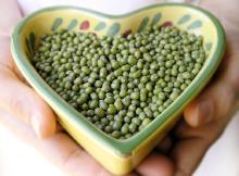Green Mung Beans (3.25mm up)