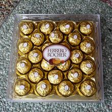 Ferrero Rocher Chocolate.