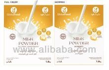 Milk Powder - Lait en poudre - Leche en polvo - Milchpulver