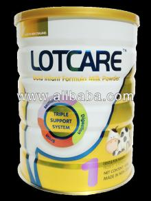 Lotcare Gold Infant Formula Step 1