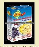 Best Quality Grain Products Raisins Breakfast Oat Flakes