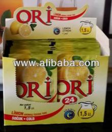 9gr 1.5 litre quality powder instant drink