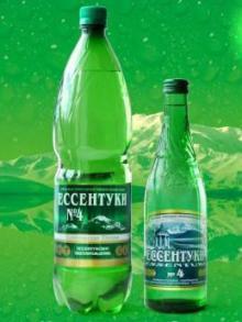 Mineral water Essentuki 4