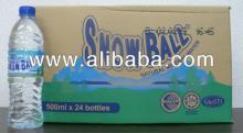 Snow Ball Mineral Water