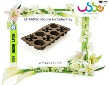 Custom Various shape silicone ice cube tray
