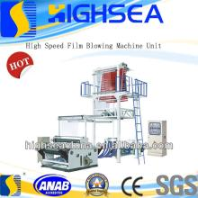 PE Plastic Film Blowing Machine Poultry Drinking System Machine thermostat for incubator eggs plasti