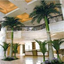 China fake tree factory price home/playground/hall indoor&outdoor decoration fiberglass artificial k