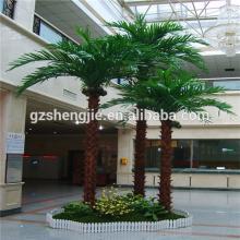 SJAZZY High quality outdoor big fake decorative coconut tree
