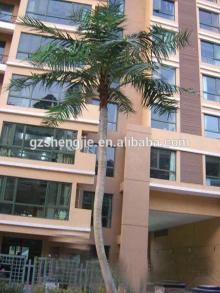 15 m  outdoor  decorative coconut tree , artificial coconut tree