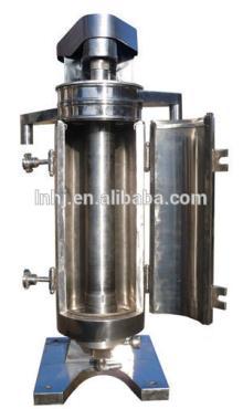 coconut oil centrifuge