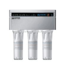 household 6 stage and CE certification with inlline post coconut T33 reverse osmosis water filter