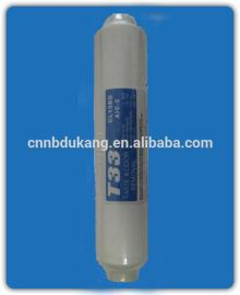 Inline Water Filter Coconut Activated Carbon