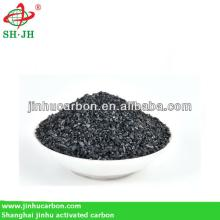 Coconut shell activated carbon as filter additives for water treatment mesh