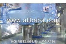 High Pressure Auto Bottle Washing Machine (3-5 GAL)