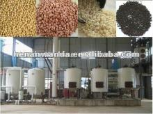 small scale tank group soybean oil extraction equipment