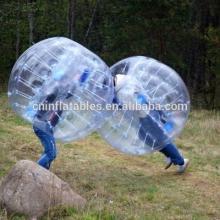 Soccer Bubble  ball ,Bounce Body Bumper  Ball  War
