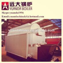 Grated coconut hot water boiler