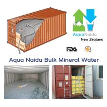 Bulk mineral water of New Zealand