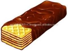 Biscuits,Marie,Wafer, chocolate Bar and corn flex