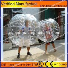 HOT!!PVC/TPU bubble football,pu small footballs