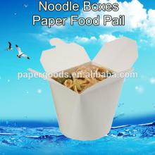 Take Away Chinese Food Paper Noodle Boxes