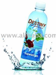 Destiny - hawaiian drinking water