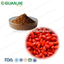 High Quality Water Soluble Goji Berry Extract Juice Concentrate Powder