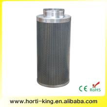 hydroponics carbon filter stainless steel housing purification of water