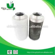 hydroponic carbon filter/active carbon filter/4 -14 inch under sink water filter