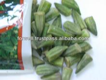 Frozen Okra ( Zero - one - excellent - fine ...)