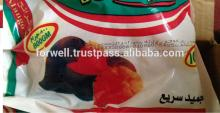 FROZEN  FRUIT S ( strawberry - Mango - pomegranates -  Guava  .... )