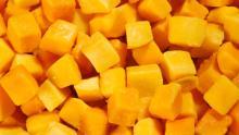 IQF Organic, Fair Trade Mango Chunk