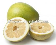 Fresh honey pomelo with yellow flesh