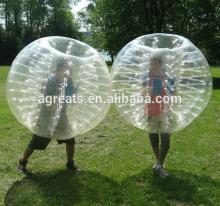 Best  price  high quality  body   zorb   ball , bubble foot ball , bumper  ball s for sale G7010