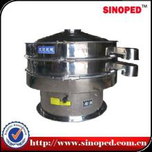 ZL Rotary SS cocoa powder Vibrating Sieve Machine