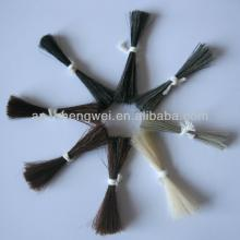 Free colorful horse hair extension for sample
